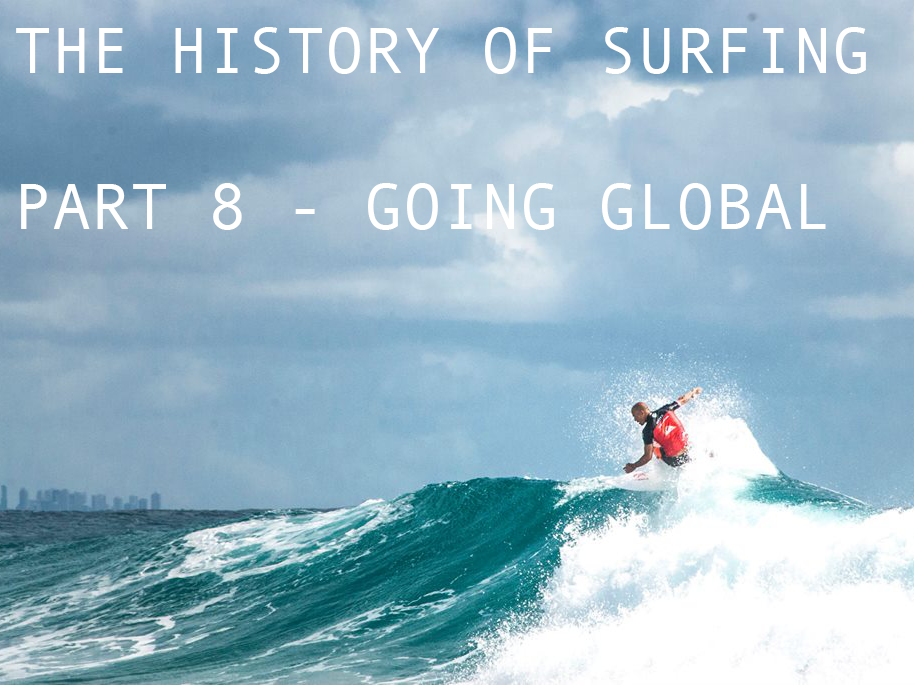 the history of surfing Matt warshaw knows more about surfing that any other person on the planet after five years of research and writing, warshaw has completed a totally unprecedented history of the sport and the culture.