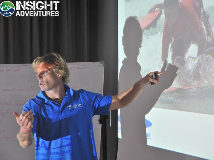 ISA Surf Instructor Training - China, Photo Credits to Insight Adventures, China