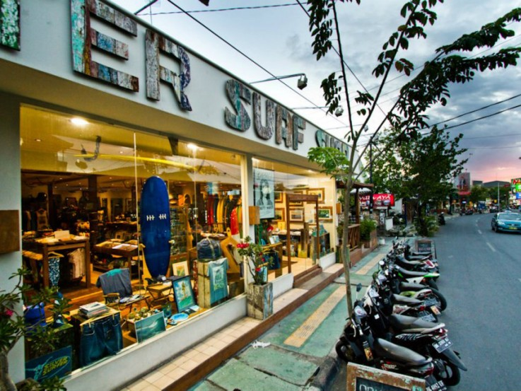 the drifter surf shop and cafe story