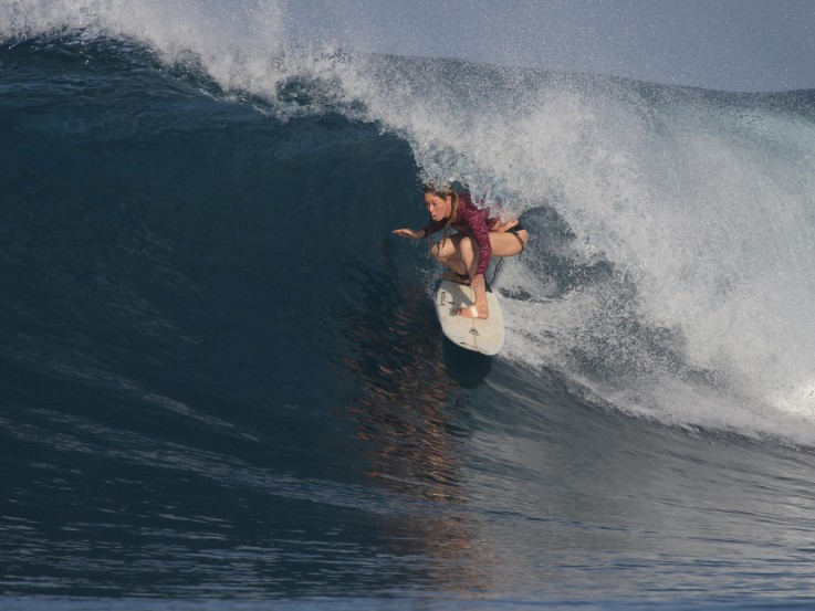Alena Ehrenbold Surf Film Director Amp Freesurfer