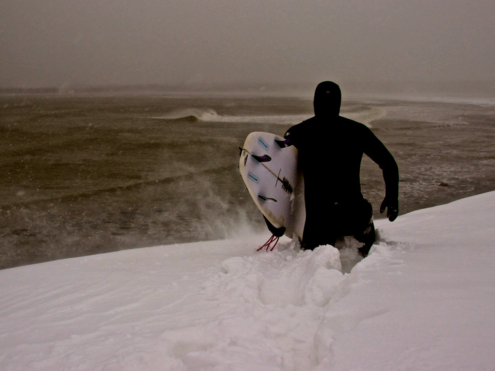 building and sustaining a cold water surf brand